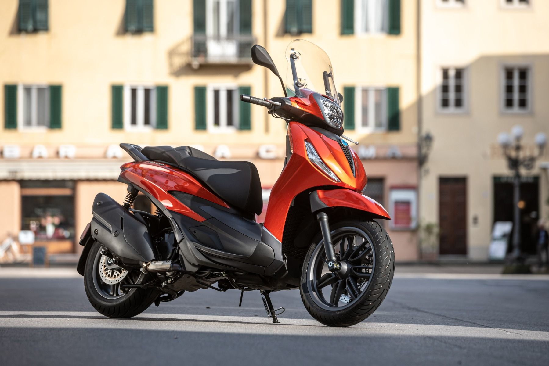 Nowy Beverly 300 S E5